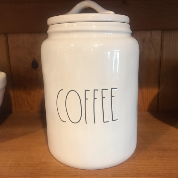 COPY - Rae Dunn Magenta Coffee Canister New
